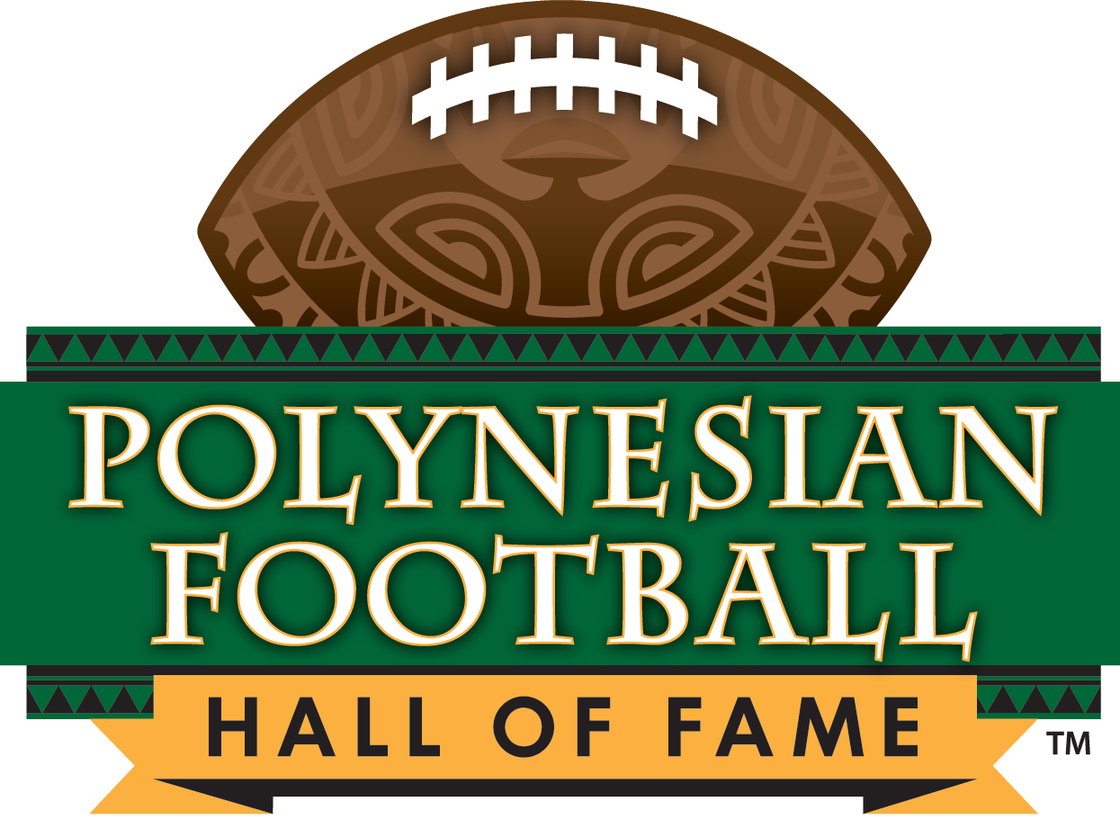 Polynesian Football Hall of Fame Logo
